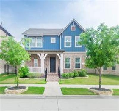 Carrollton Single Family Home For Sale: 1117 Moonstone Street