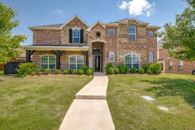 Rockwall Single Family Home For Sale: 1593 Edmondson Trail