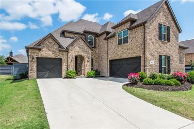 Little Elm Single Family Home For Sale: 813 Patio Street