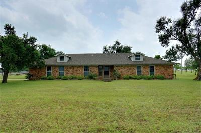 Dallas County, Denton County, Collin County, Cooke County, Grayson County, Jack County, Johnson County, Palo Pinto County, Parker County, Tarrant County, Wise County Single Family Home For Sale: 131 January Lane