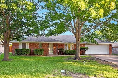 Fort Worth Single Family Home For Sale: 5121 Whistler Drive