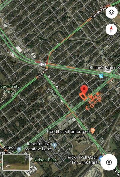 Dallas Residential Lots & Land For Sale: 3623 Elsie Faye Heggins Street