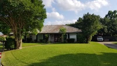 Hurst Single Family Home Active Option Contract: 1705 Louella Court