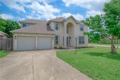 Denton Single Family Home For Sale: 2220 Westview Trail