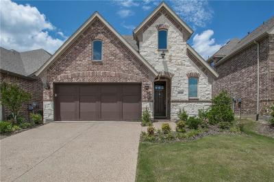 Dallas County, Denton County, Collin County, Cooke County, Grayson County, Jack County, Johnson County, Palo Pinto County, Parker County, Tarrant County, Wise County Single Family Home For Sale: 1121 Dame Carol Way