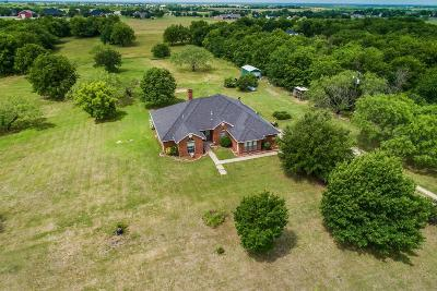 Kaufman Single Family Home For Sale: 5949 W Us Highway 175