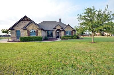 Archer County, Baylor County, Clay County, Jack County, Throckmorton County, Wichita County, Wise County Single Family Home For Sale: 181 Canyon Drive