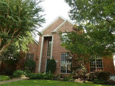 Coppell Single Family Home For Sale: 230 Crown Point Drive