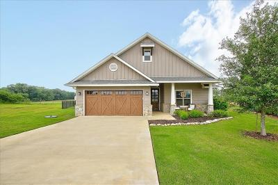 Dallas County, Denton County, Collin County, Cooke County, Grayson County, Jack County, Johnson County, Palo Pinto County, Parker County, Tarrant County, Wise County Single Family Home For Sale: 2 Meridian Lane