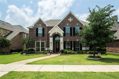 Lewisville Single Family Home For Sale: 416 Broken Sword Drive
