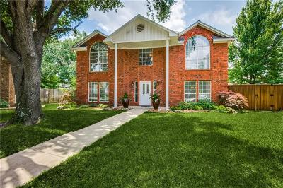 Single Family Home For Sale: 101 Tanbark Circle
