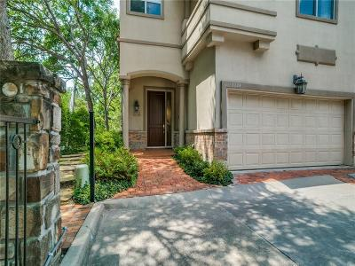 Dallas County Townhouse Active Option Contract: 3324 Blackburn Street