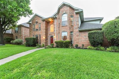 Carrollton Single Family Home For Sale: 2514 Fallview Lane