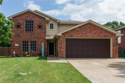 Crandall, Combine Single Family Home For Sale: 214 Rio Grande Drive