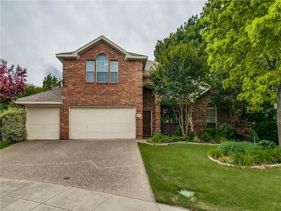 McKinney Single Family Home Active Contingent: 5109 Lone Oak Court