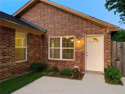 Dallas Single Family Home For Sale: 3406 Esmalda Street