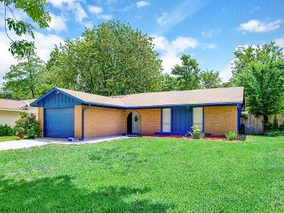 Garland Single Family Home For Sale: 506 Cranbrook Park