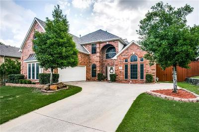 McKinney Single Family Home Active Option Contract: 1405 Kingsbrook Circle