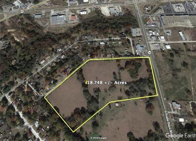 Canton Commercial Lots & Land For Sale: Tbd Hwy 19