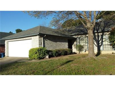 Dallas Single Family Home For Sale: 6724 Cedar Forest Trail