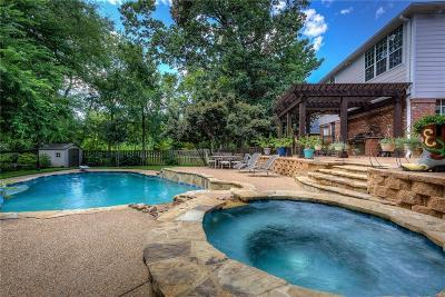 Tyler Single Family Home For Sale: 5703 Spring Creek Drive