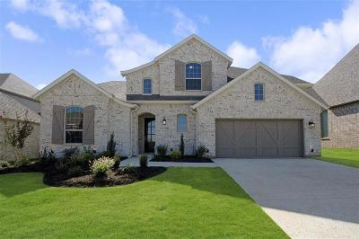 Roanoke TX Single Family Home For Sale: $629,864