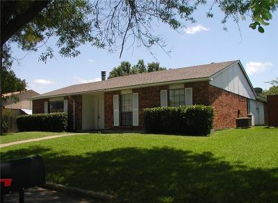 Rowlett Single Family Home For Sale: 9022 Millwood Drive