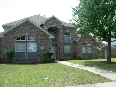 Mesquite Single Family Home For Sale: 2115 Stillwater Drive