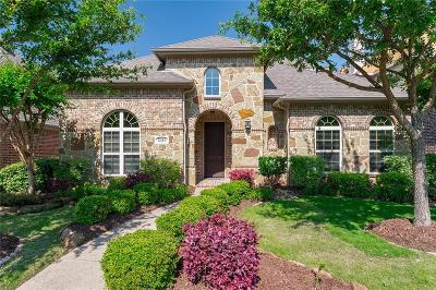 Dallas County, Denton County, Collin County, Cooke County, Grayson County, Jack County, Johnson County, Palo Pinto County, Parker County, Tarrant County, Wise County Single Family Home For Sale: 2345 Silver Trace Lane