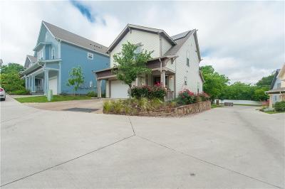 Dallas Single Family Home For Sale: 971 Bassett Place