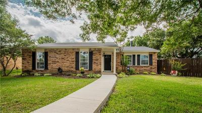 Carrollton Single Family Home Active Contingent: 2124 Kings Road