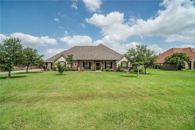 Dallas County, Denton County, Collin County, Cooke County, Grayson County, Jack County, Johnson County, Palo Pinto County, Parker County, Tarrant County, Wise County Single Family Home For Sale: 13208 Taylor Frances Lane