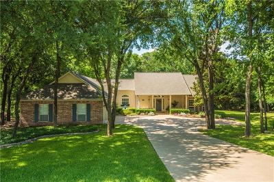 Parker County, Tarrant County, Hood County, Wise County Single Family Home Active Kick Out: 8519 Kingsley Circle