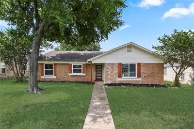 Garland Single Family Home For Sale: 2305 Angel Fire Drive