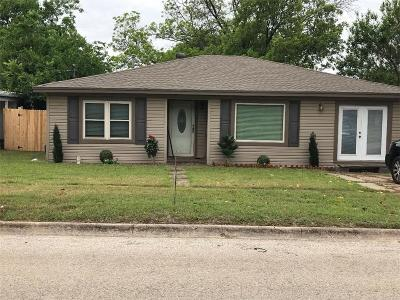 Montague County Single Family Home For Sale: 414 E Wilbarger Street