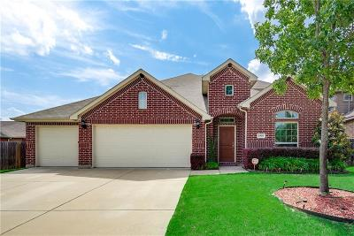 Dallas County, Denton County, Collin County, Cooke County, Grayson County, Jack County, Johnson County, Palo Pinto County, Parker County, Tarrant County, Wise County Single Family Home For Sale: 2905 Blue Heron Drive