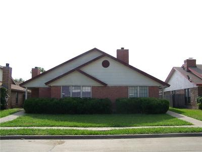 Dallas County, Denton County, Collin County, Cooke County, Grayson County, Jack County, Johnson County, Palo Pinto County, Parker County, Tarrant County, Wise County Multi Family Home For Sale: 2509 Sherry Street