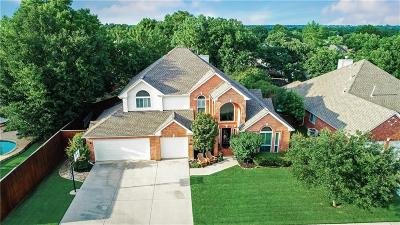 Flower Mound Single Family Home For Sale: 1516 Leese Drive