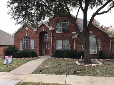 Irving Residential Lease For Lease: 9722 Cliffside Drive