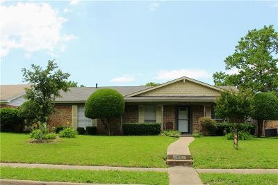 Garland Single Family Home For Sale: 3505 Cheyenne Trail