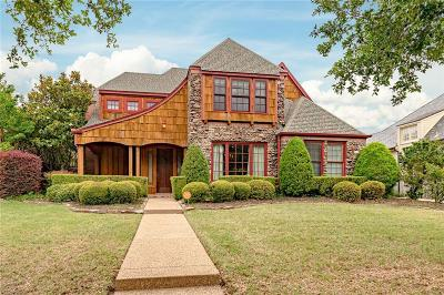 Fort Worth Single Family Home For Sale: 6620 Trinity Heights Boulevard