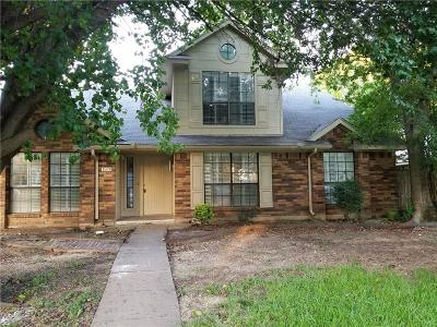 Dallas County, Denton County, Collin County, Cooke County, Grayson County, Jack County, Johnson County, Palo Pinto County, Parker County, Tarrant County, Wise County Single Family Home For Sale: 1508 Fuller Drive
