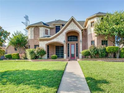 Desoto Single Family Home Active Option Contract: 1605 Stray Horn Drive