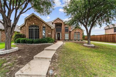 The Colony Single Family Home For Sale: 6437 Branchwood Trail