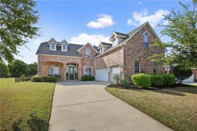 Flower Mound Single Family Home Active Option Contract: 4605 Village Crest Drive