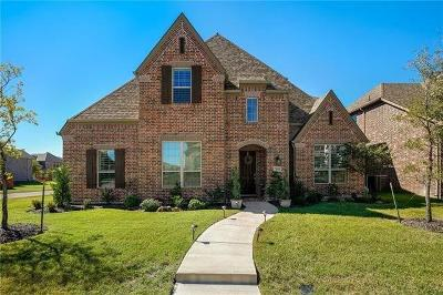 Dallas County, Denton County, Collin County, Cooke County, Grayson County, Jack County, Johnson County, Palo Pinto County, Parker County, Tarrant County, Wise County Single Family Home For Sale: 7801 Driftwood