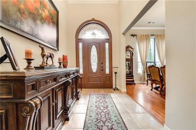Cross Roads Single Family Home For Sale: 2050 E Oak Shores Drive