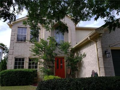 Fort Worth Single Family Home For Sale: 1741 Overland Street
