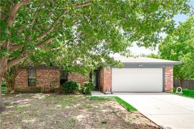 Keller Single Family Home For Sale: 309 Shawnee Trail