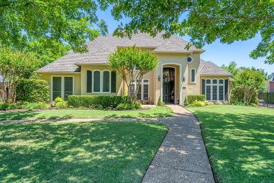 Southlake Single Family Home For Sale: 220 Bent Creek Court